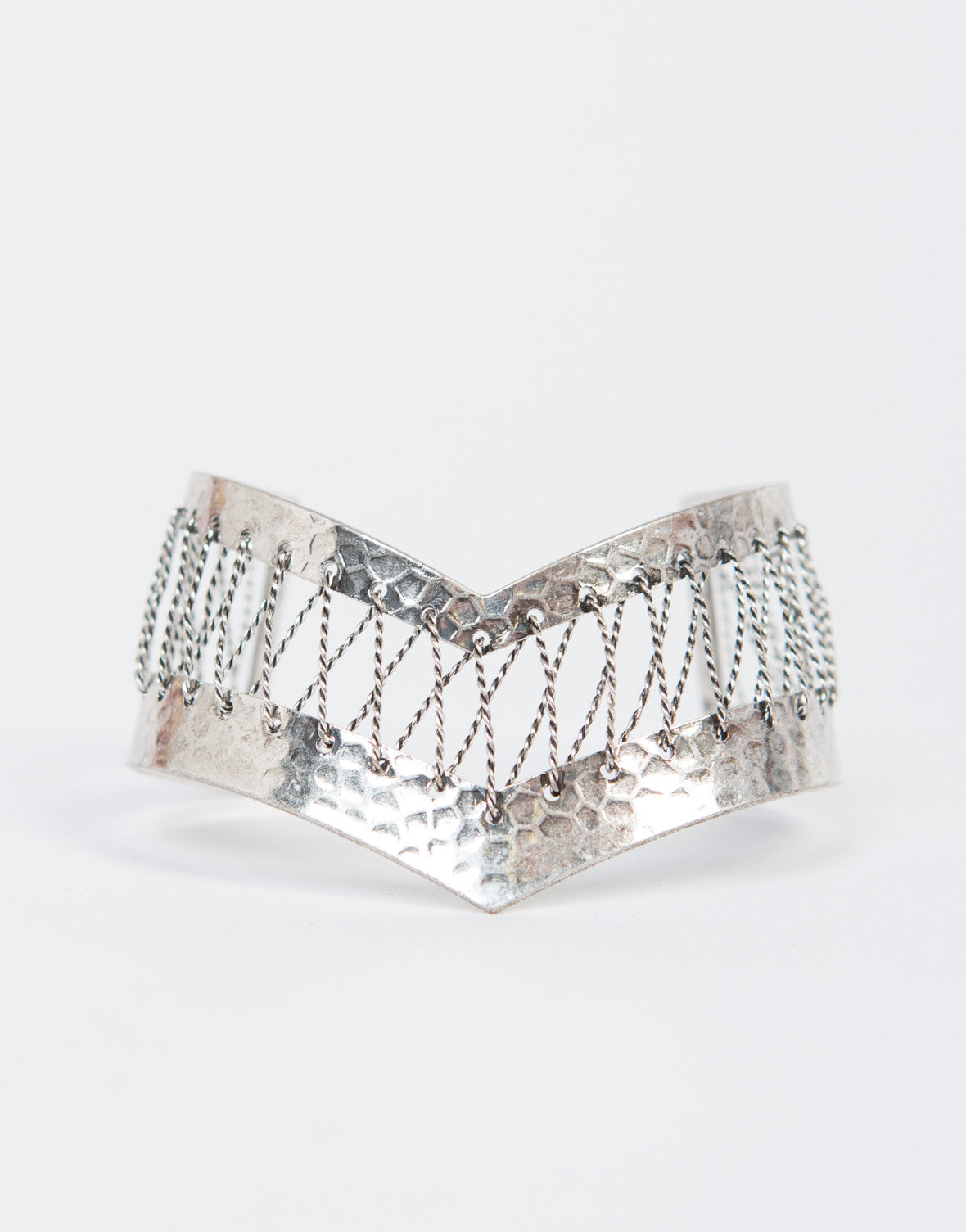 Barbed Metal Cuff