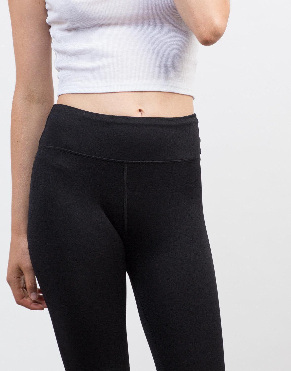 Detail of Basic Active Leggings