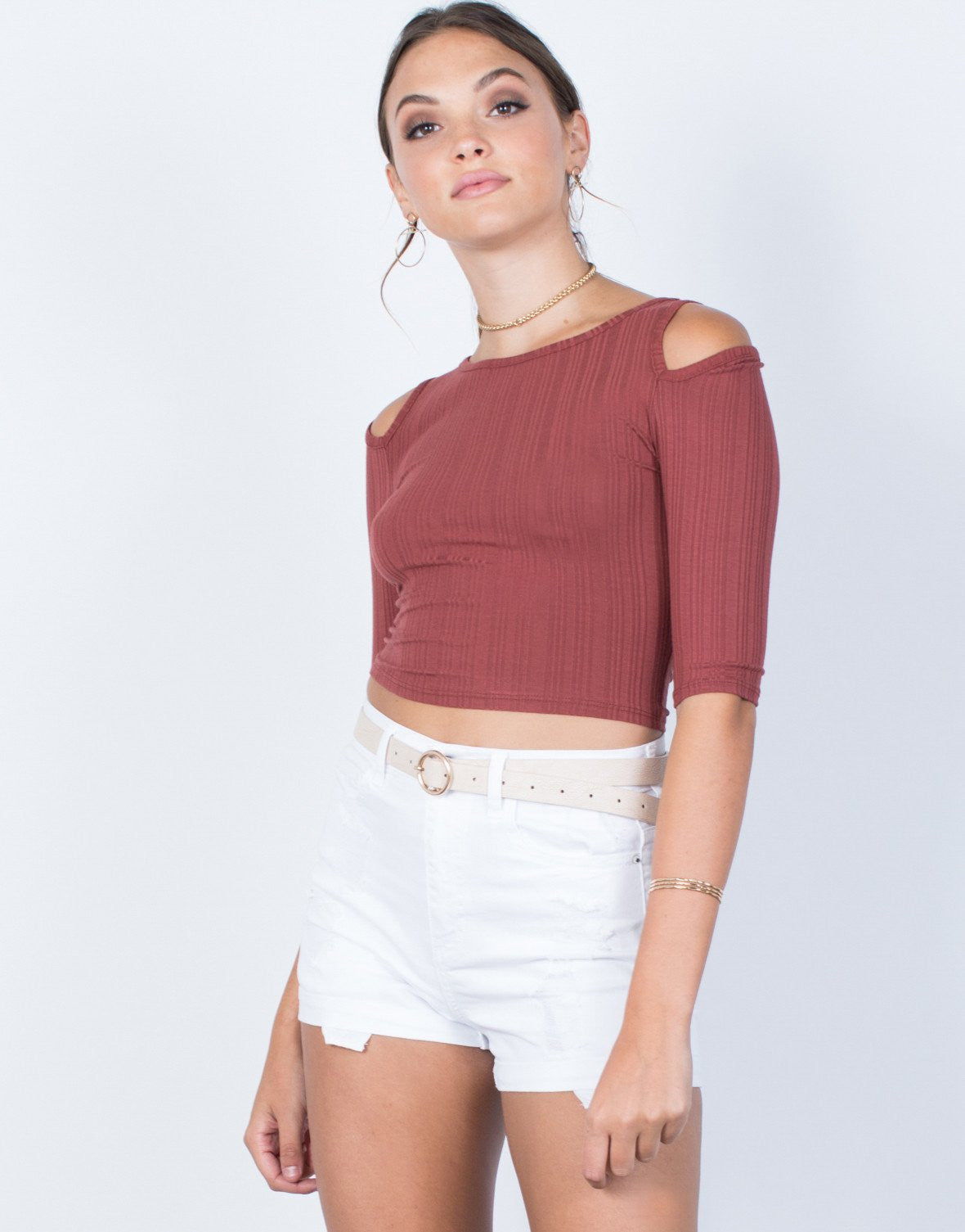 Basic Cut Out Top