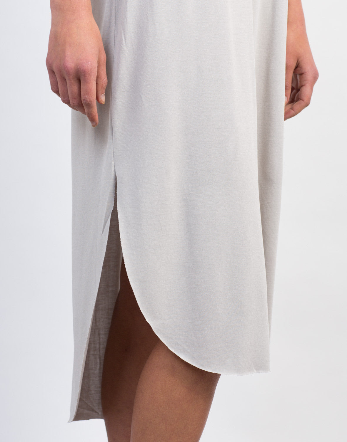 Detail of Basic Midi Tank Dress