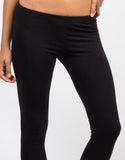 Detail of Basic Crop Leggings
