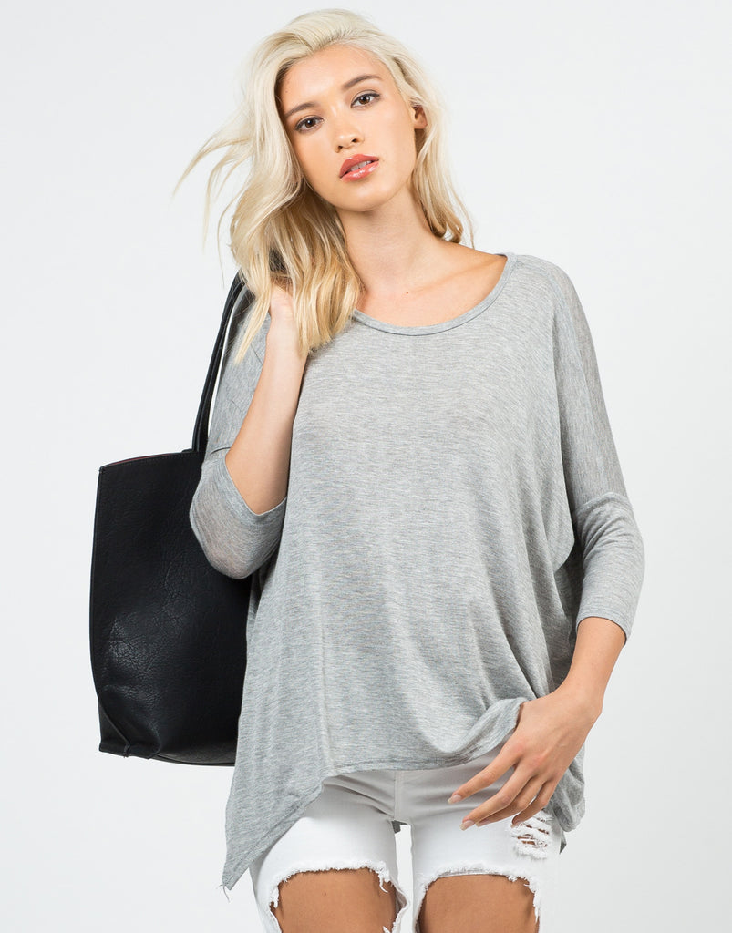 Basic Swing Top - 2020AVE