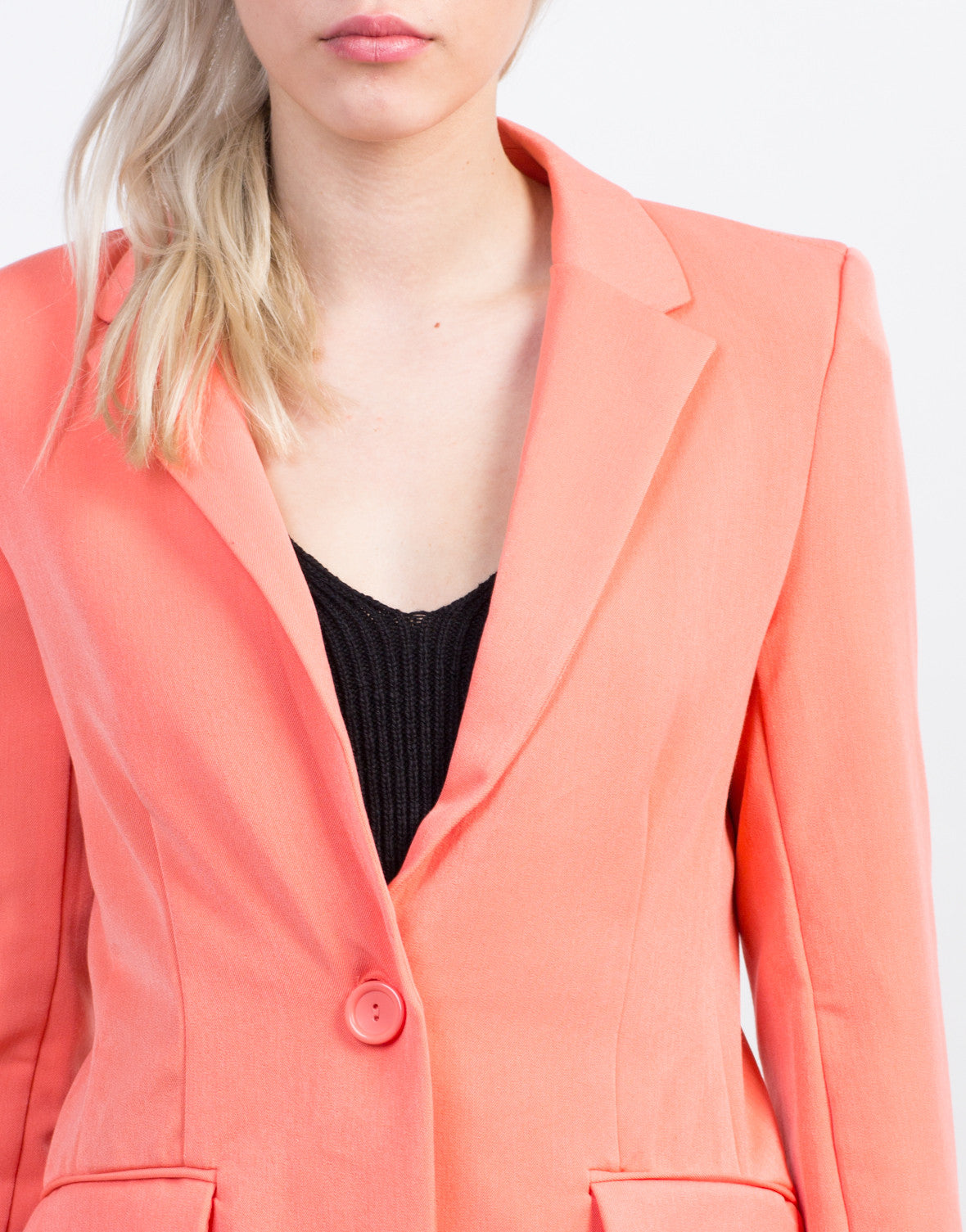 Detail of Boyfriend Blazer