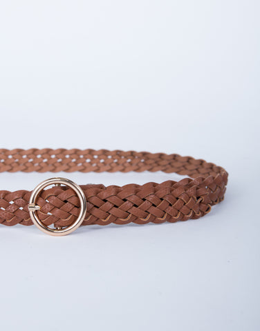 Braid it Together Belt