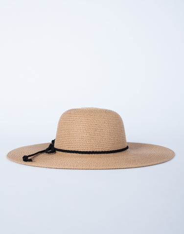 Braided Straw Hat