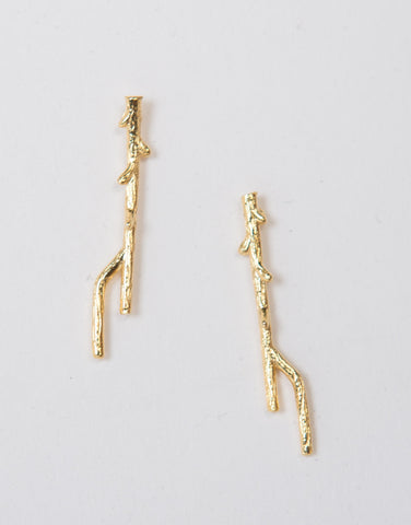 Branch Out Stud Earrings