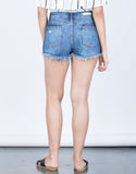 Brooklyn Denim Shorts