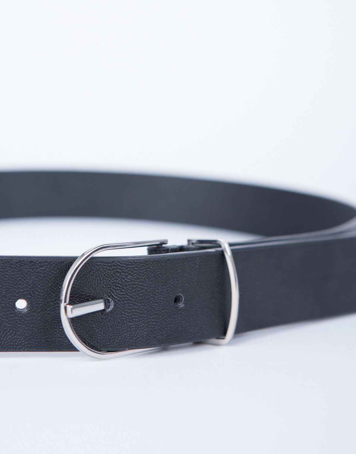 Buckled Waist Belt