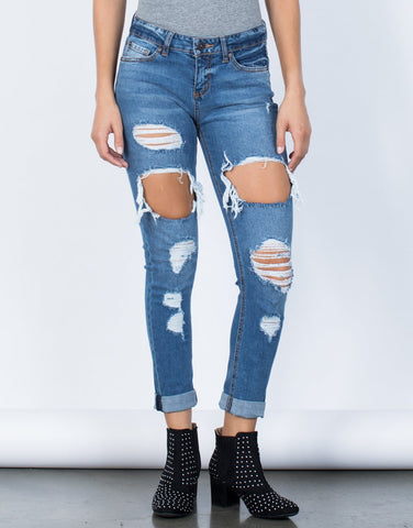 Cameron Skinny Jeans