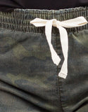 Detail of Camo Jogger Pants