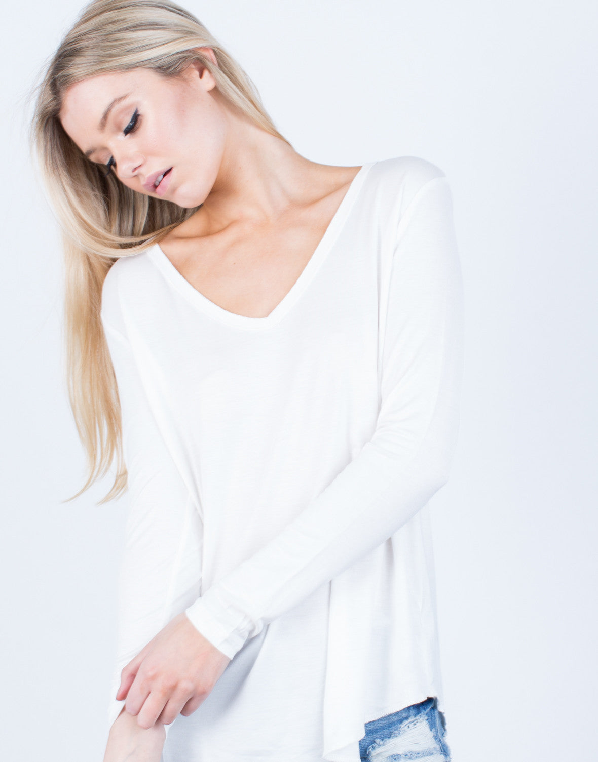 Detail of Casual Days Top