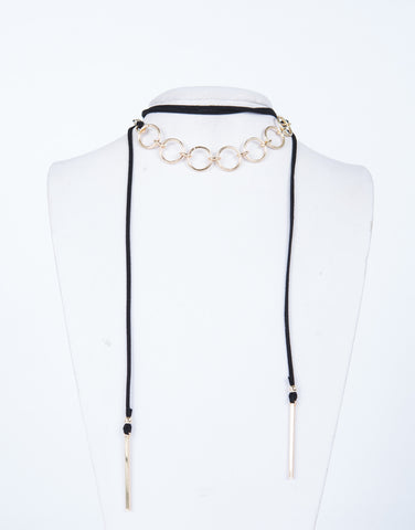 Chain Wrapped Choker