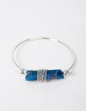 Chained Blue Crush Bracelet