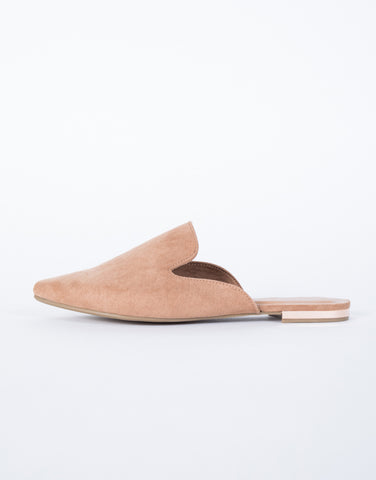 Charlene Loafer Slides