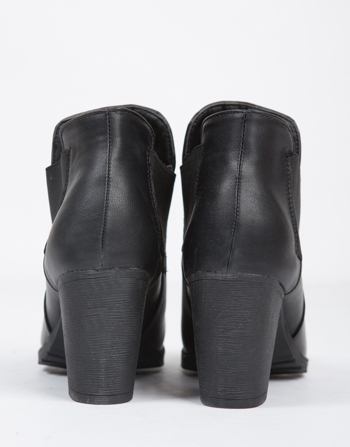 Chelsea Leather Ankle Boots