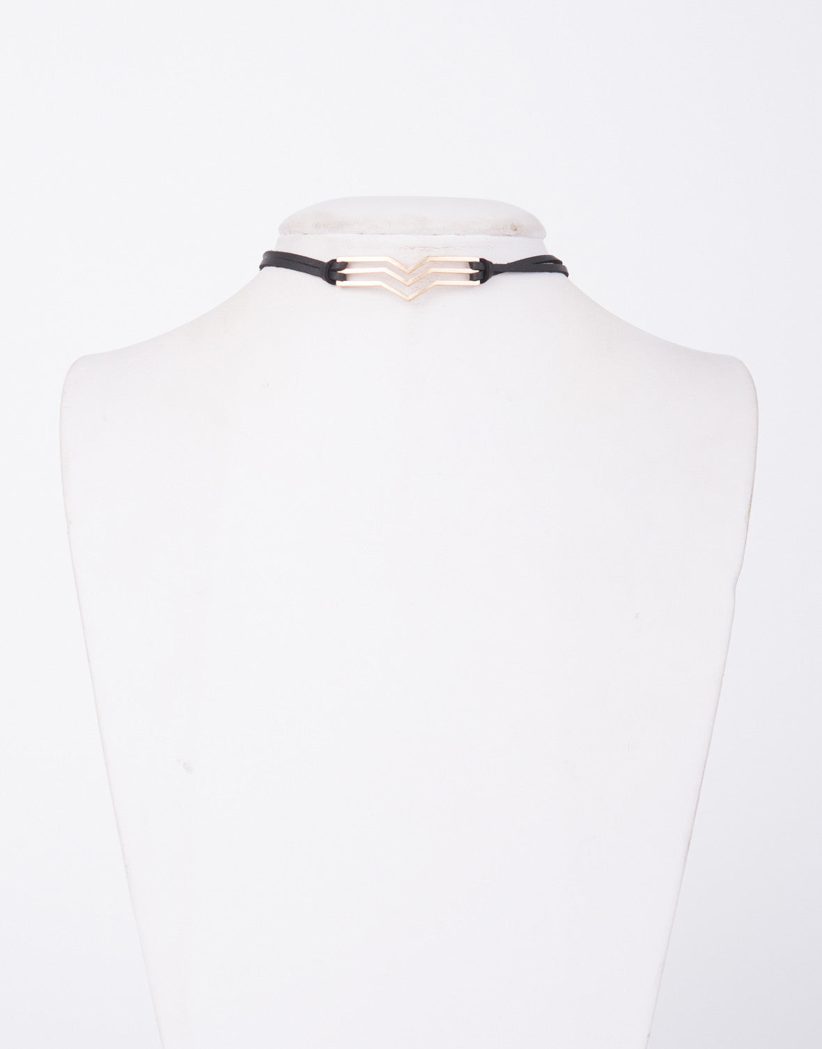 Chevron Arrow Choker