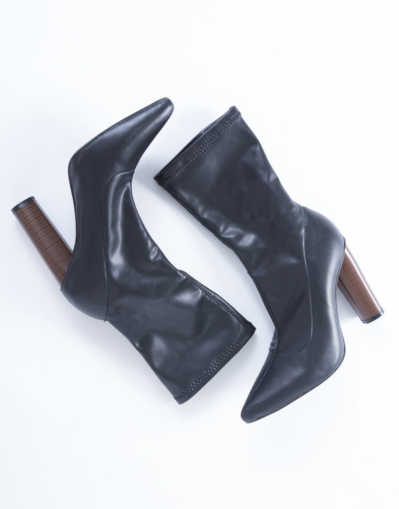 City Leather Boots