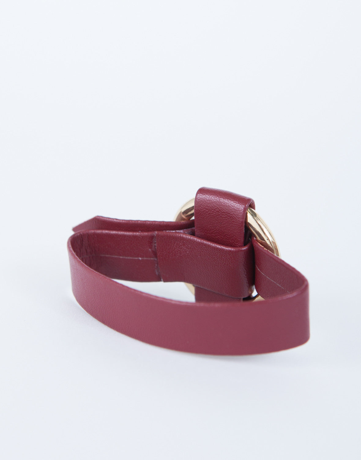 Close to You Leather Bracelet