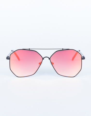 Colorful Geometric Aviators