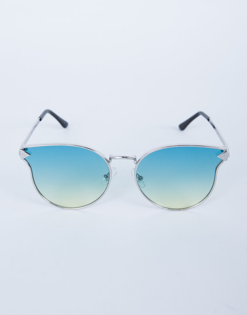 Colorful Ombre Sunnies