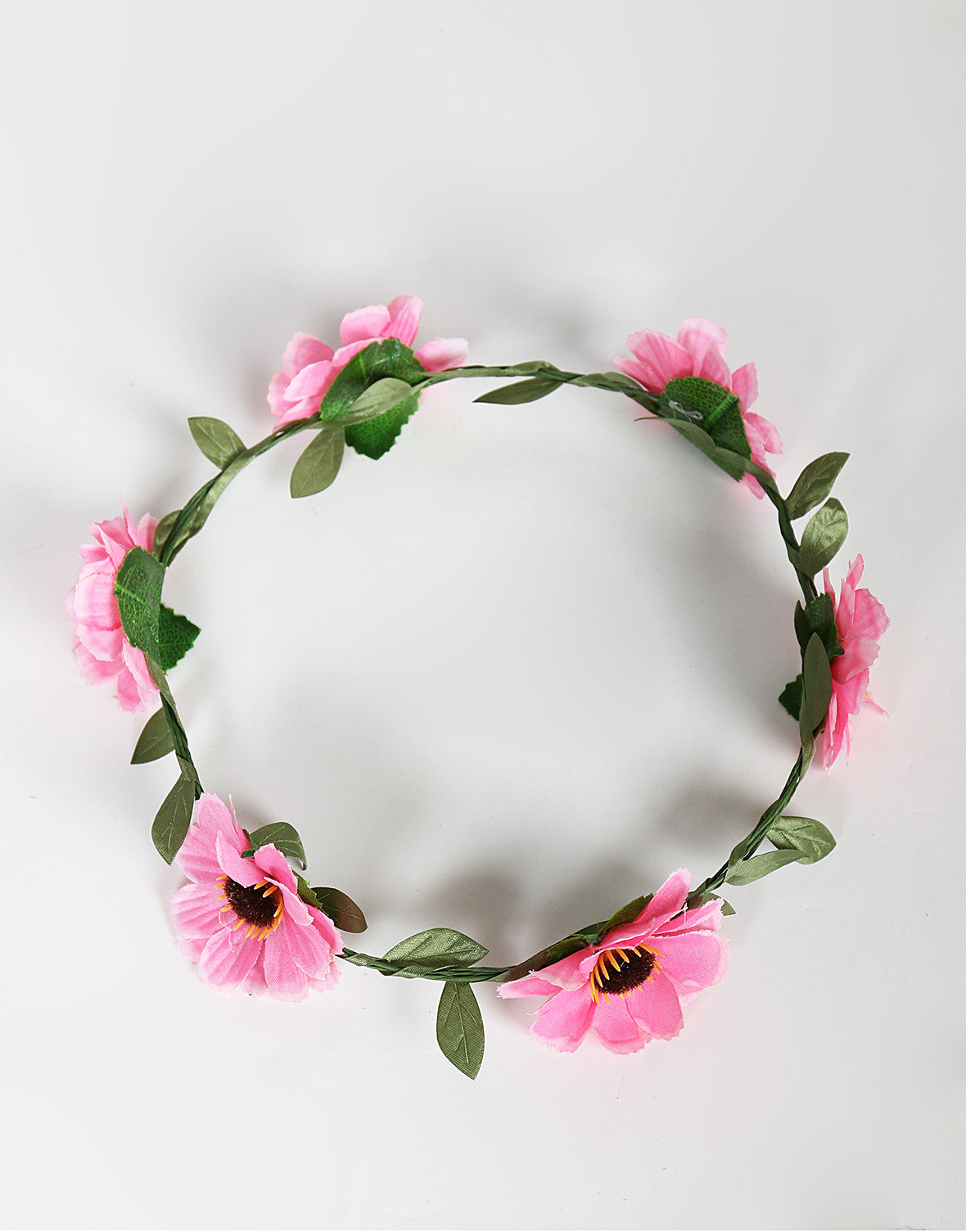 Cosmos Flower Crown