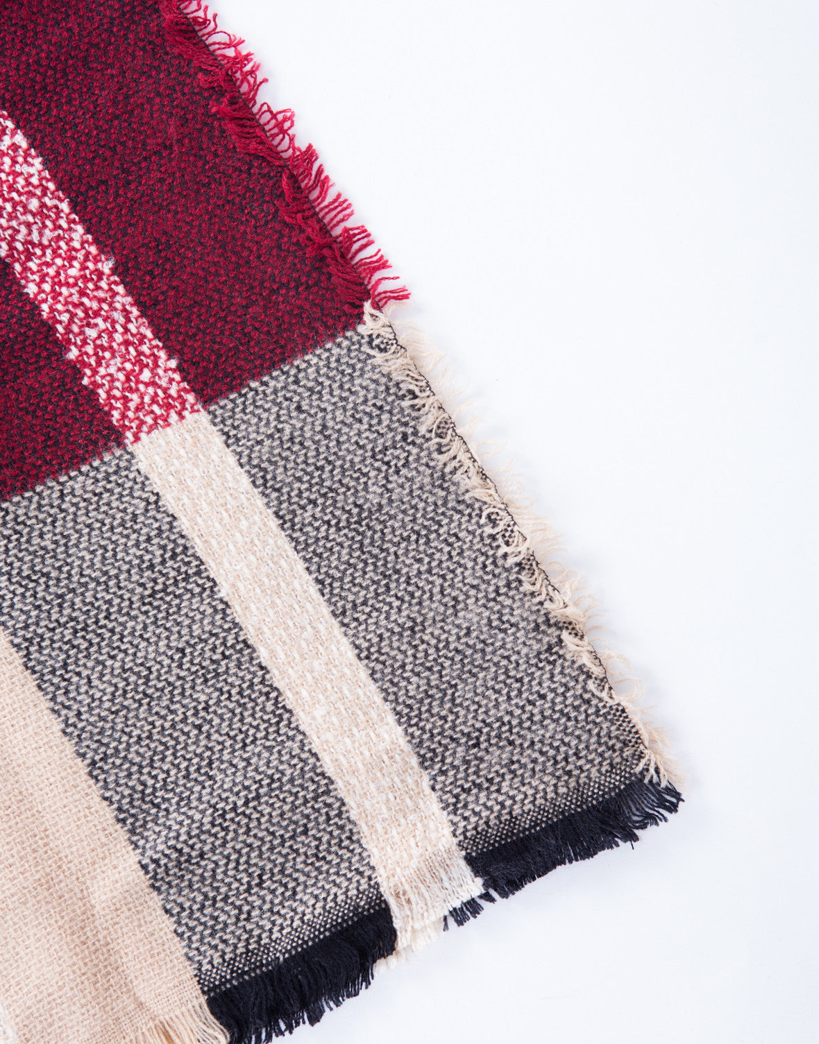 Cozy Days Woven Scarf