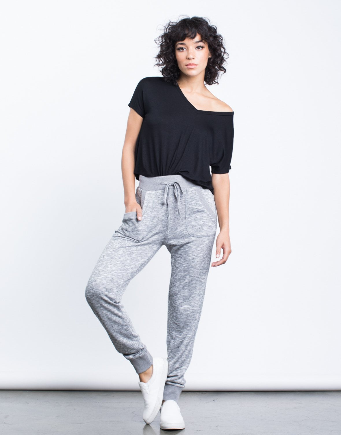 Cozy Lounging Joggers