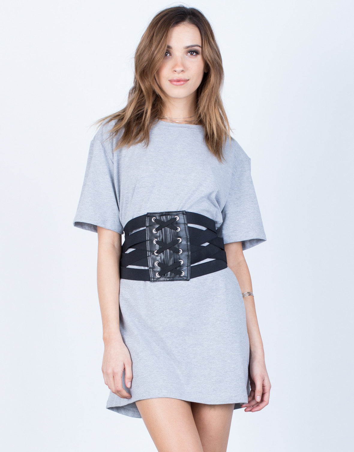 Criss Cross Waist Belt