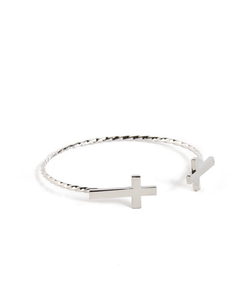 Cross Adjustable Cuff