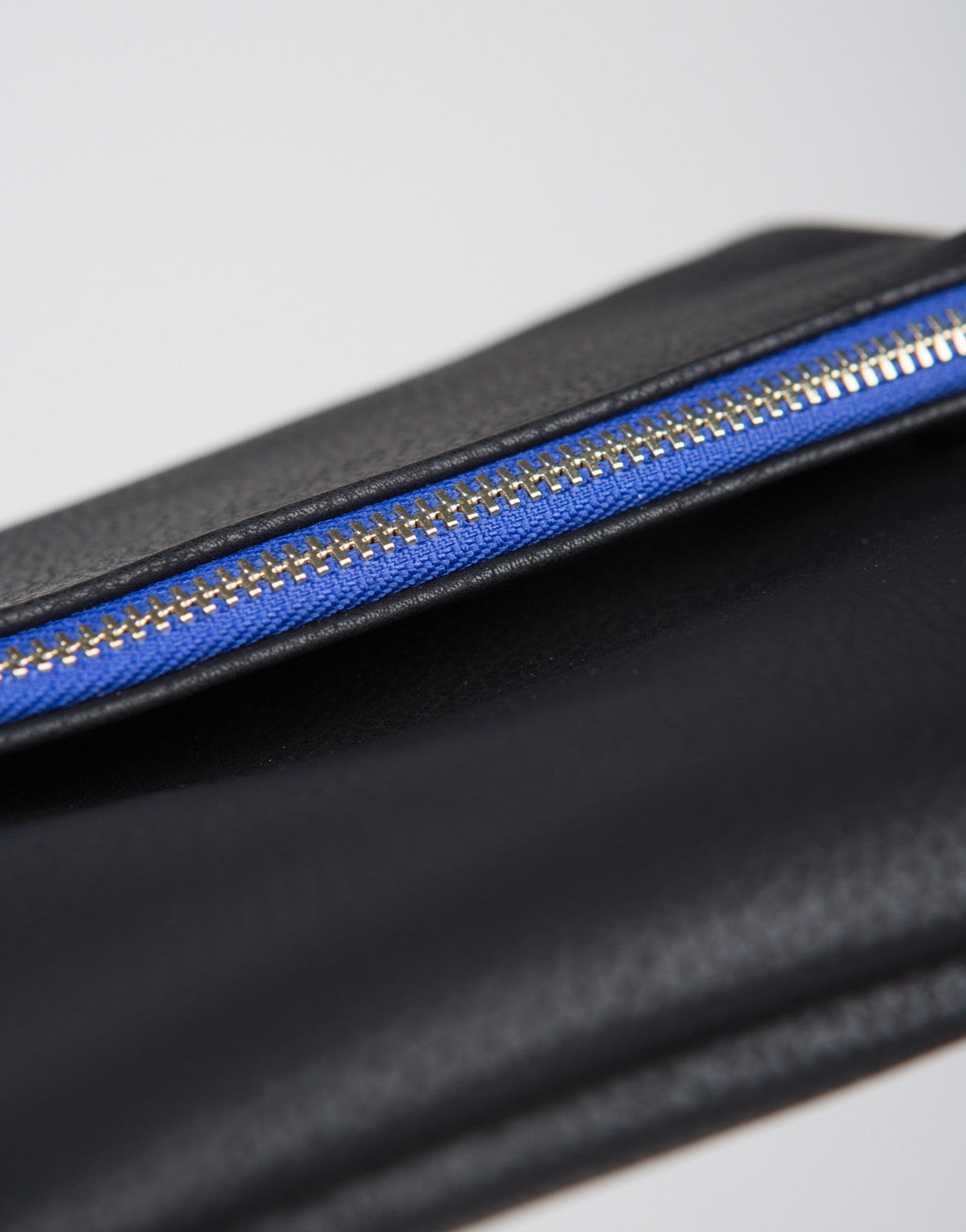 Detail of Crossbody Foldover Clutch