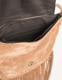 Detail of Crossbody Native Fringe Bag