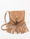 Crossbody Native Fringe Bag - 2020AVE
