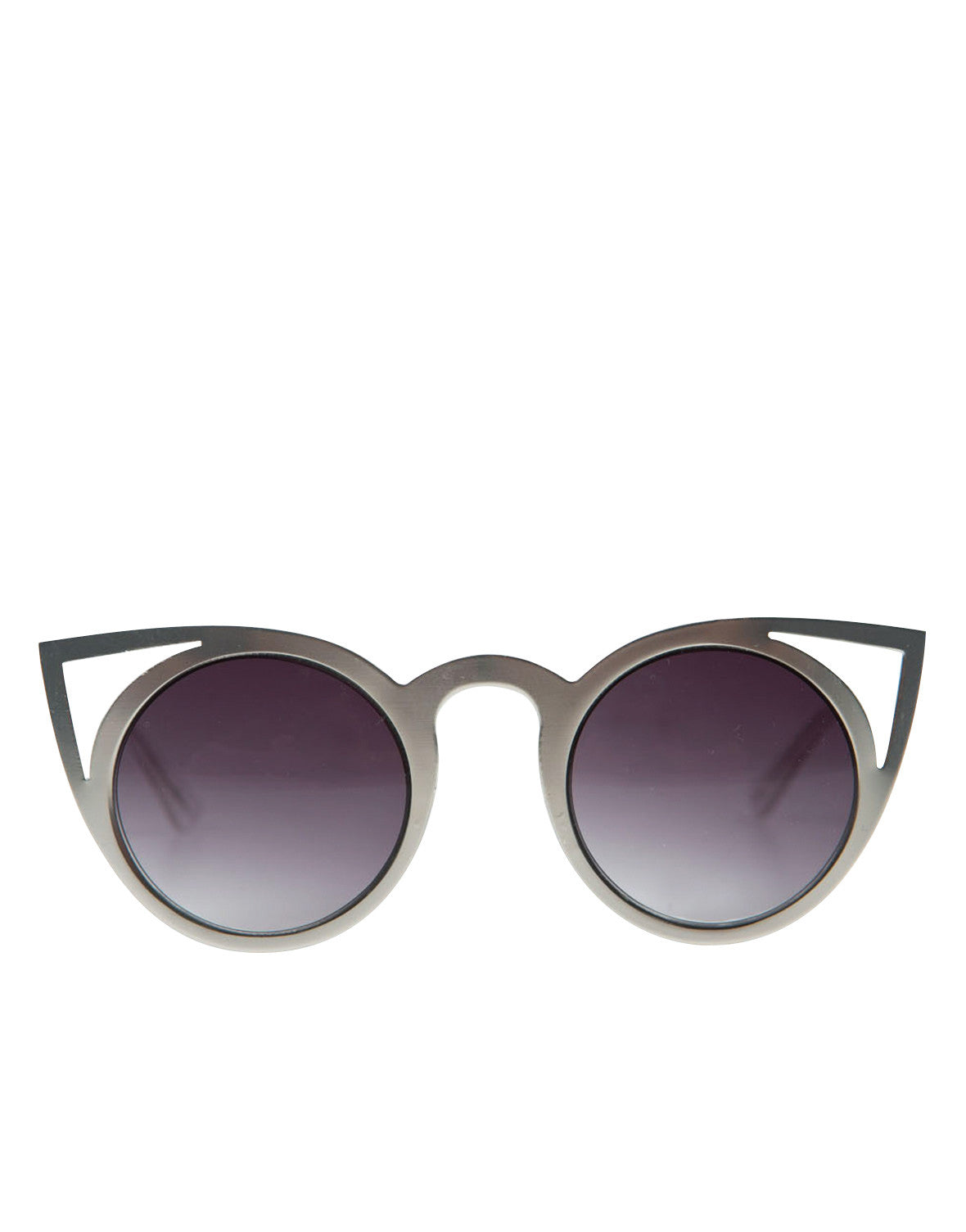 Cut Out Cat Eye Sunnies