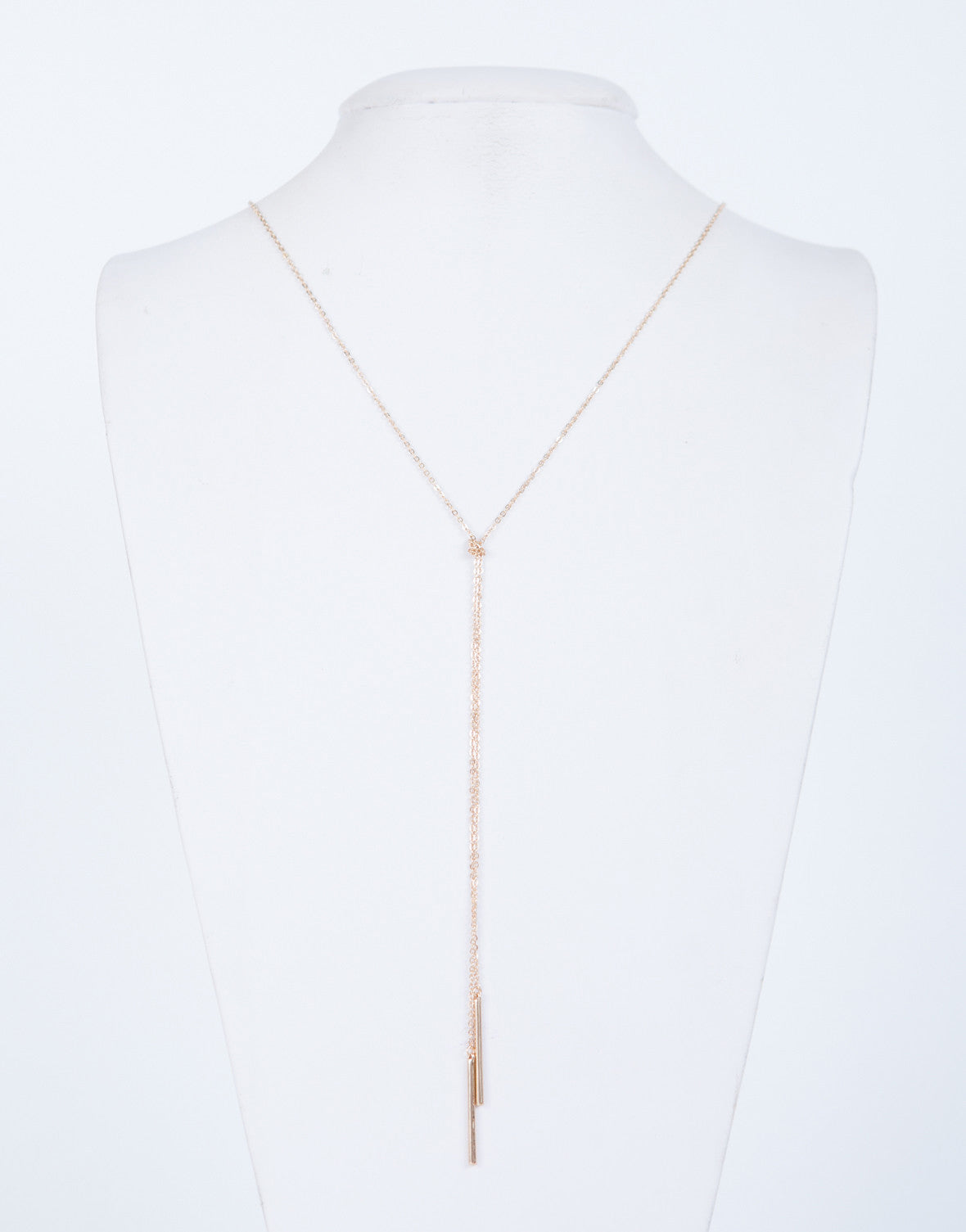 Dainty Knotted Necklace