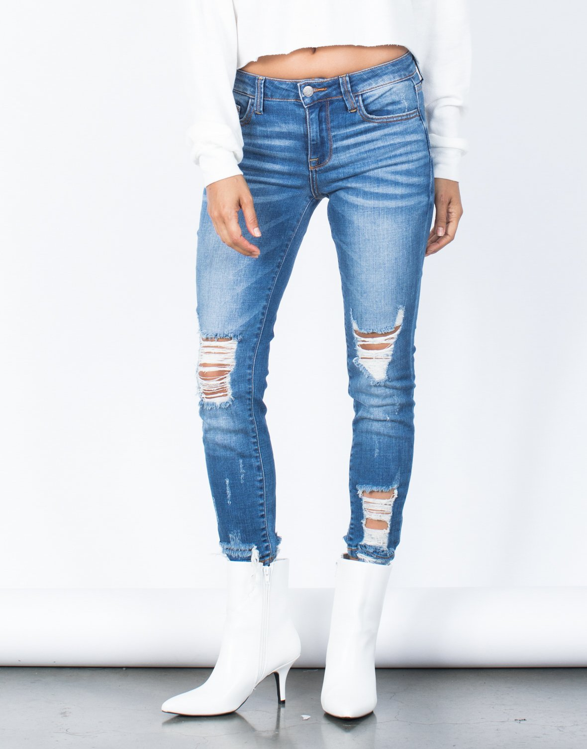 Day to Day Jeans - 2020AVE