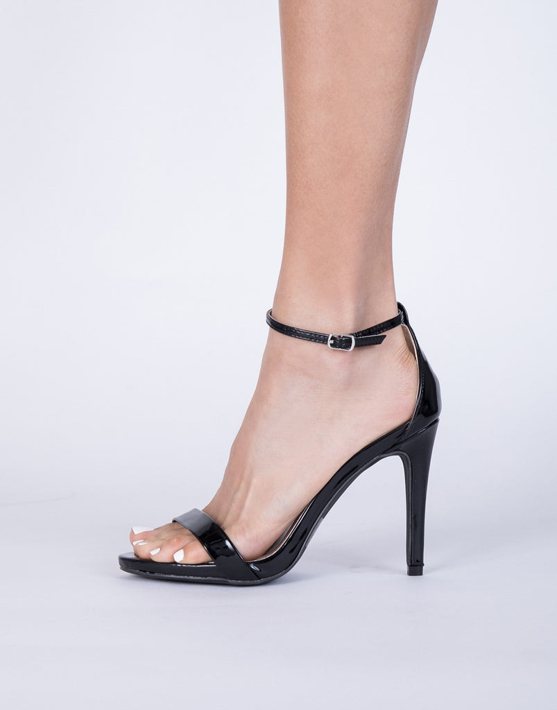 Day to Night Patent Heels
