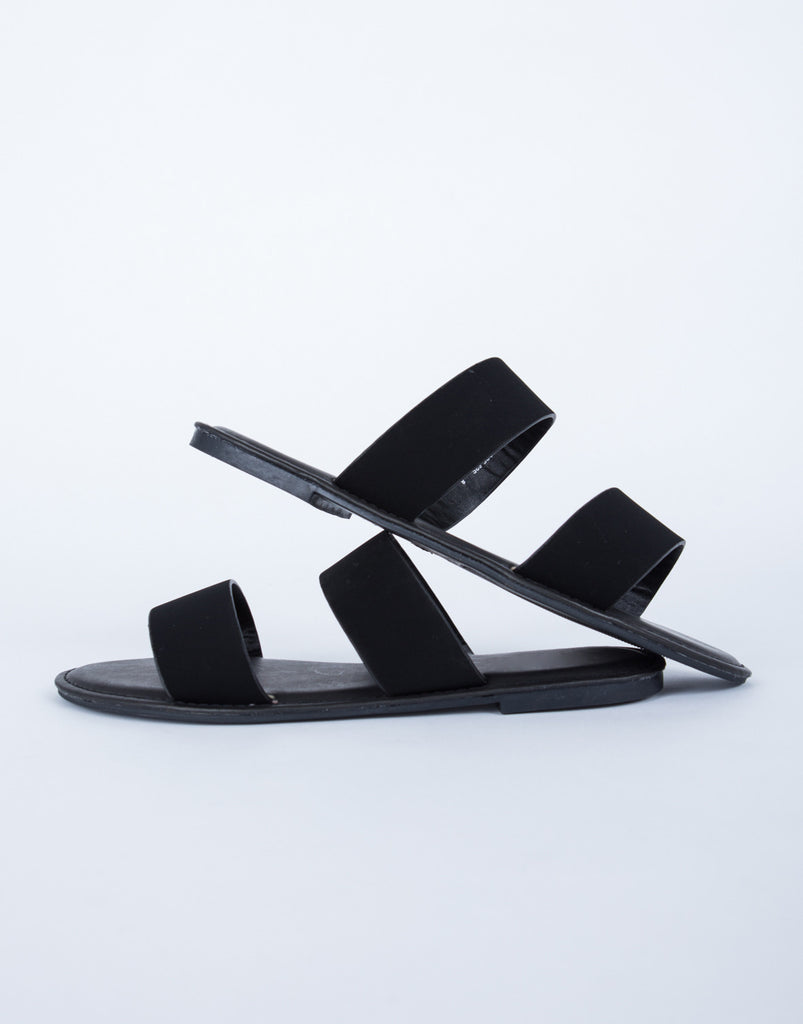 Double Banded Sandals - 2020AVE