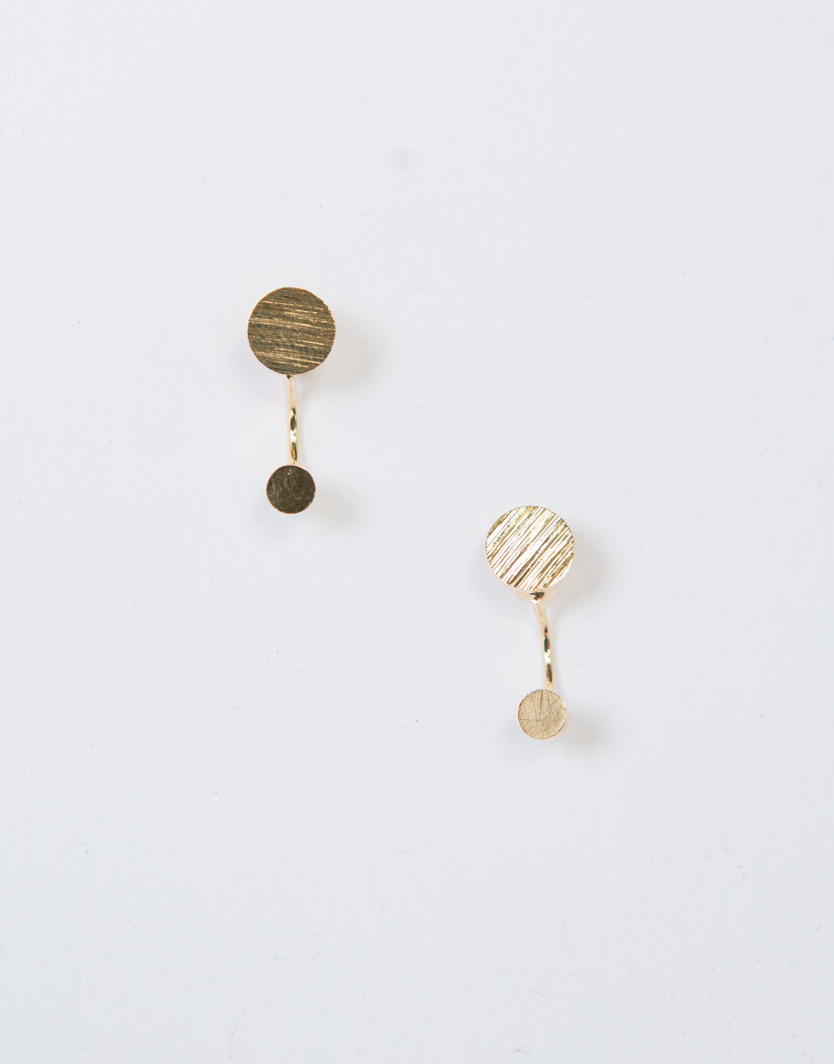 Double Circle Curve Studs - 2020AVE