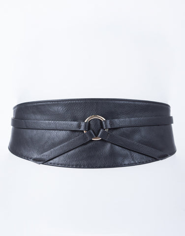 Double Strap Waist Belt - 2020AVE