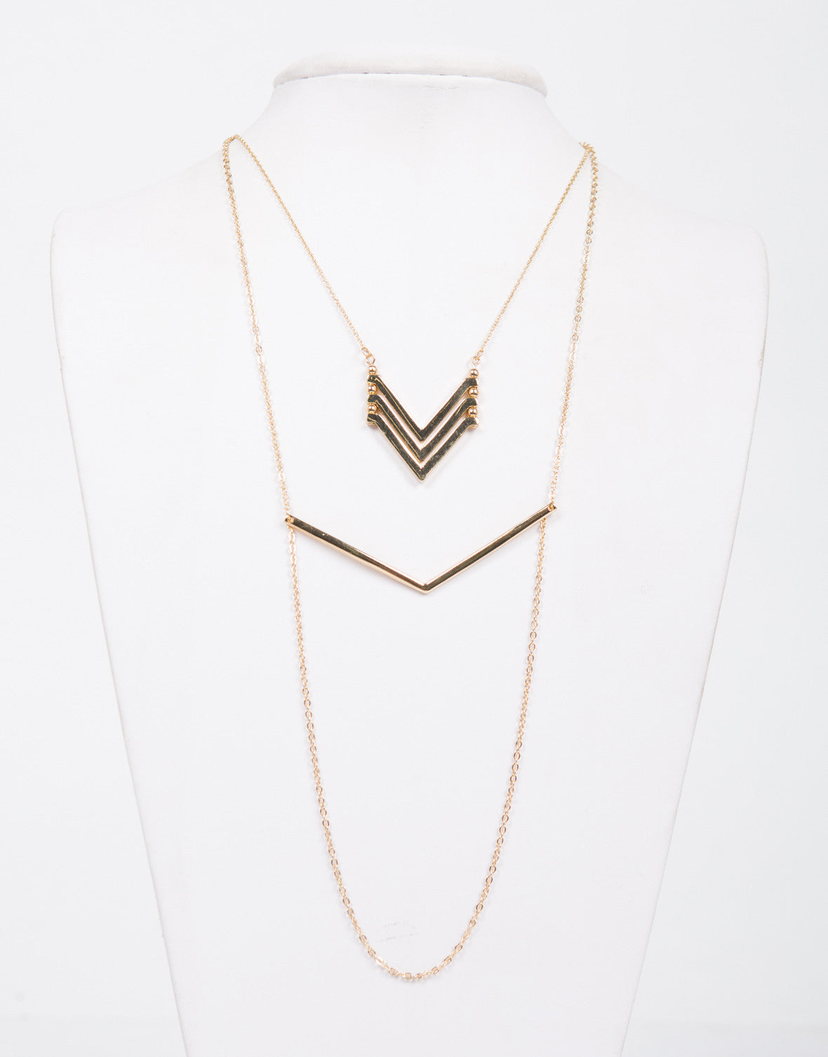 Down South Layered Necklace Set
