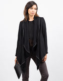 Draped Wool Jacket - 2020AVE