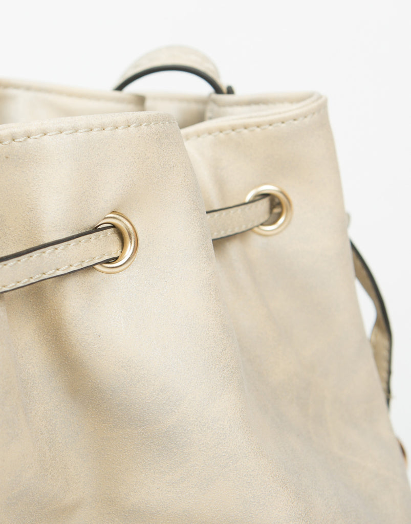 Drawstring Bucket Bag - 2020AVE