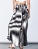 Easygoing Striped Pants - 2020AVE