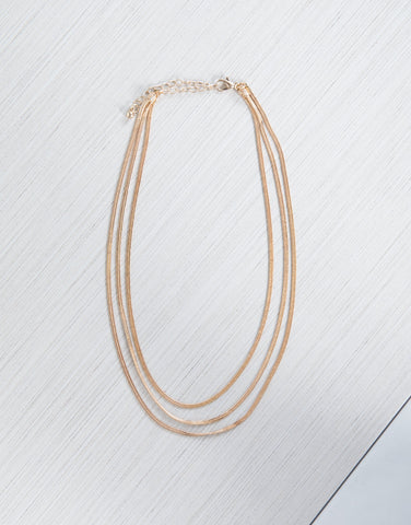 Endless Layered Choker - 2020AVE