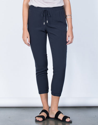Erin Tied Pants - 2020AVE