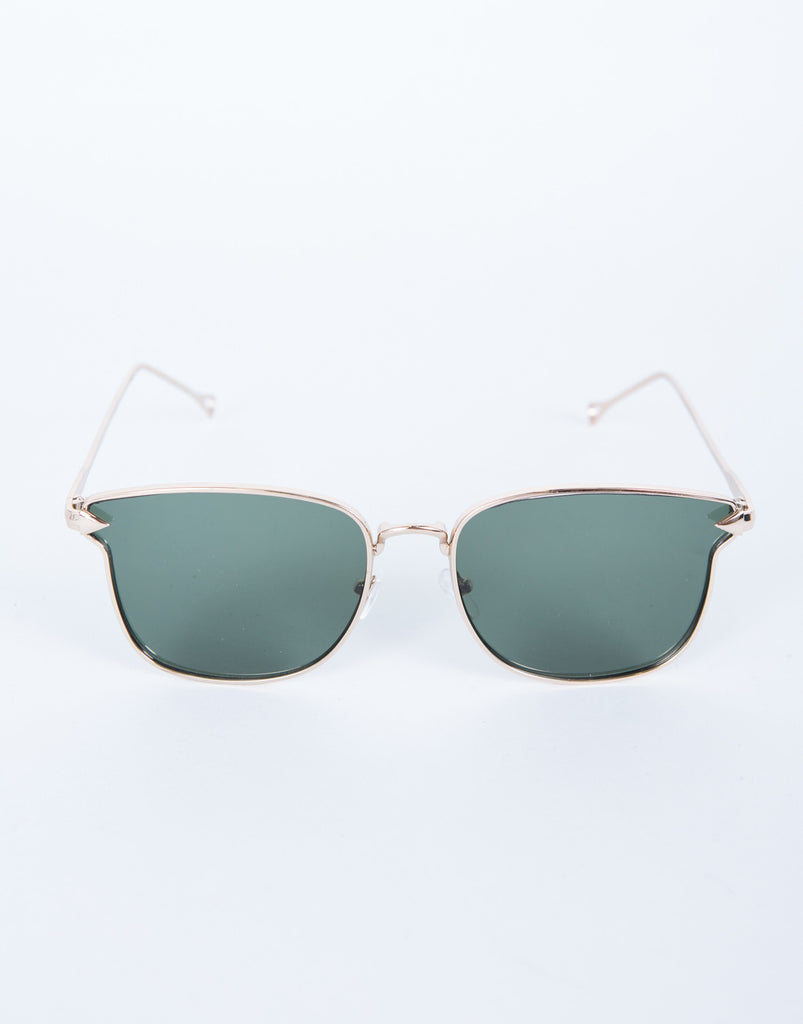Everyday Aviator Sunnies