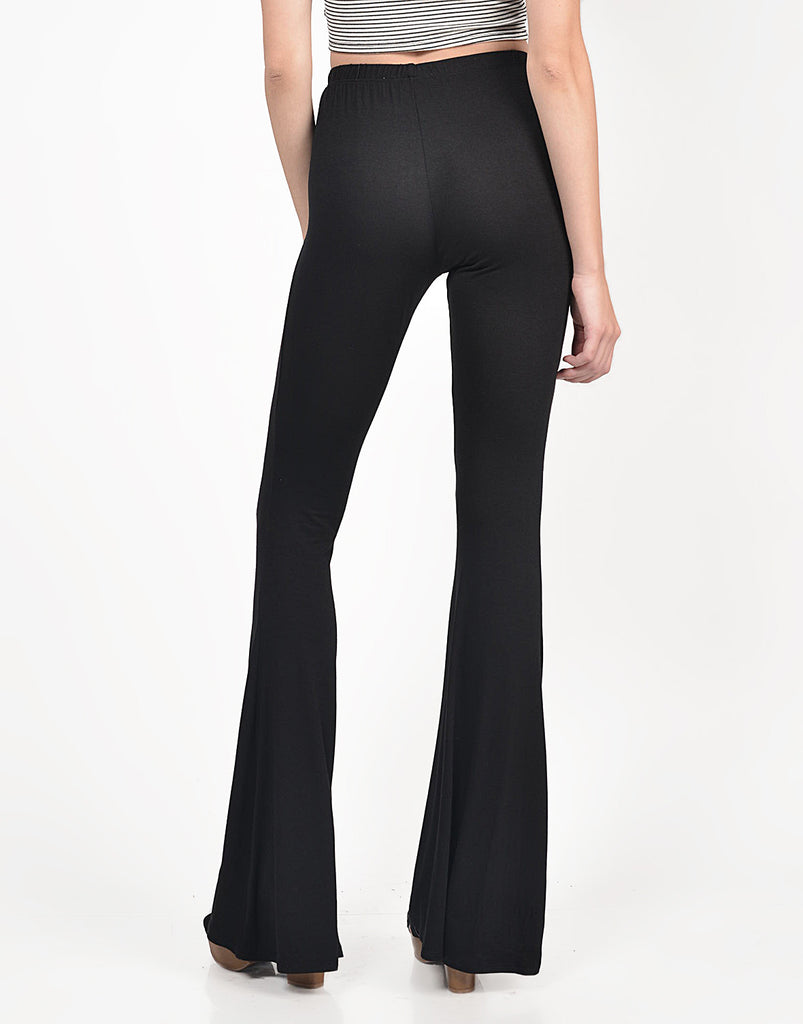 Everyday Flared Pants - Large - 2020AVE