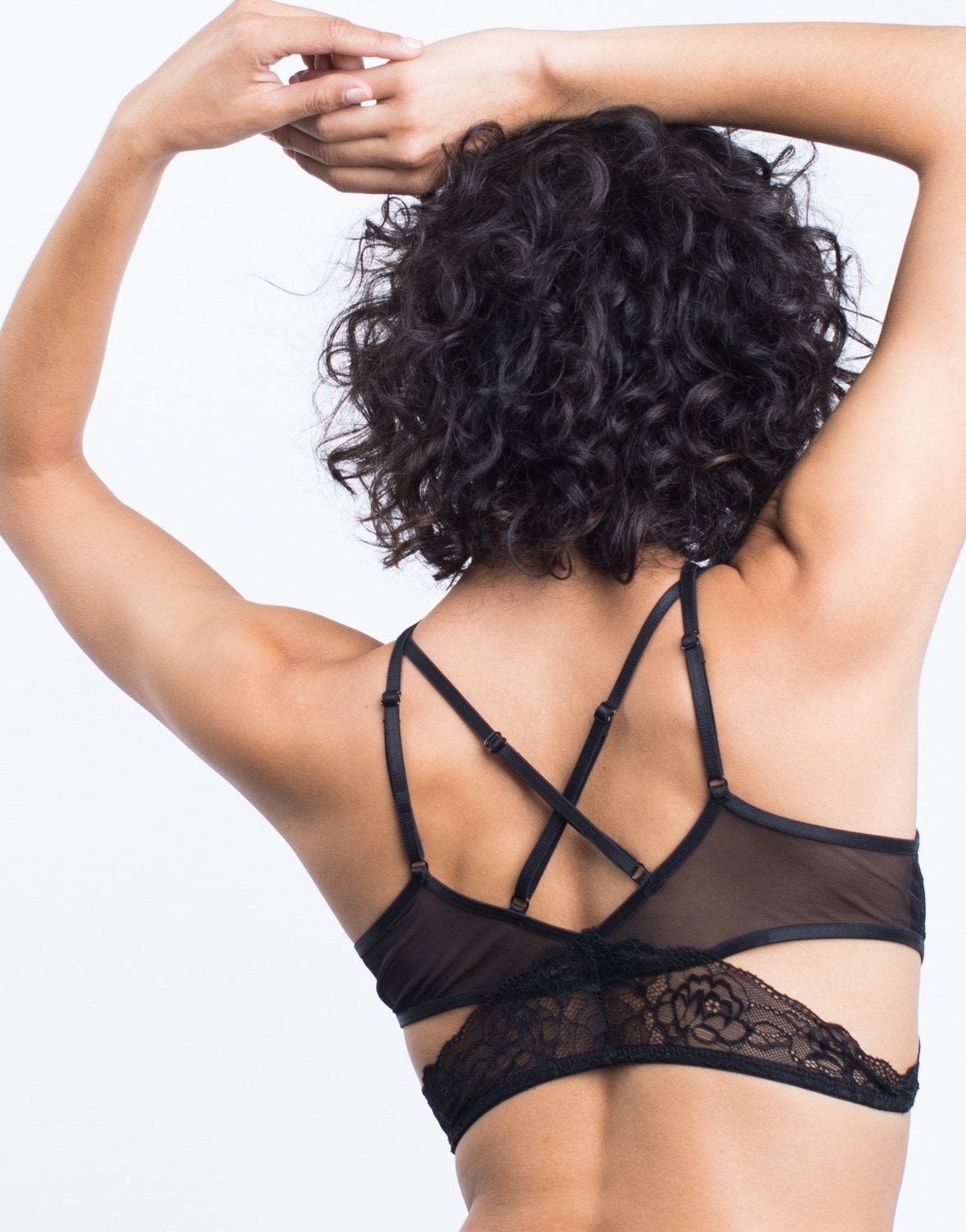 Exclusive Lacey Bralette - 2020AVE