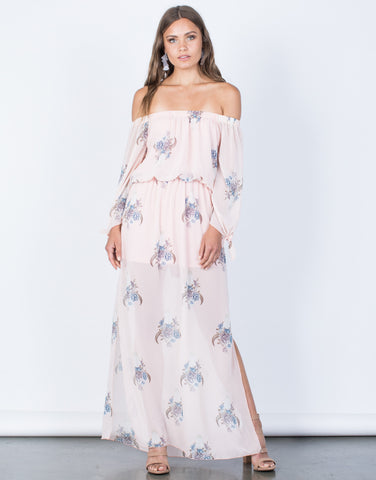 Fairytale Floral Dress - 2020AVE