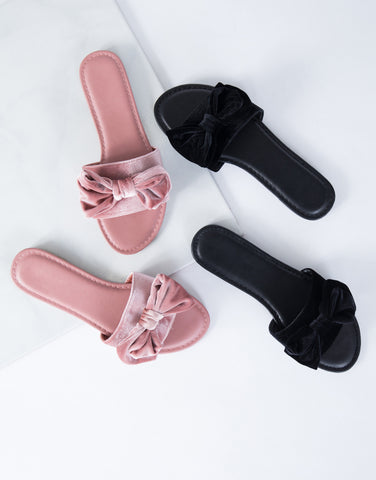 Feelin' Formal Bow Slides